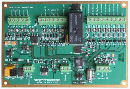 D veloppent lectronique et logiciel exp rience dlm - Bombe contact electronique ...